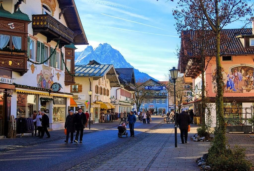 Cafes In Garmisch Partenkirchen